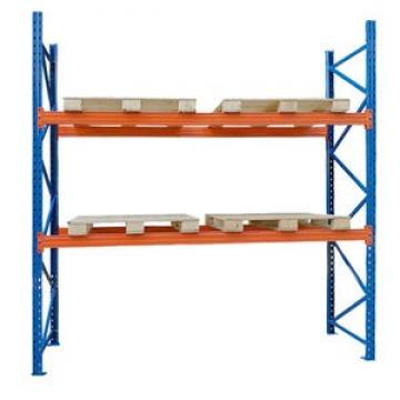 Heavy Duty Stackable Adjustable Metal Textile Fabric Rolls Storage Steel Pallet Racks