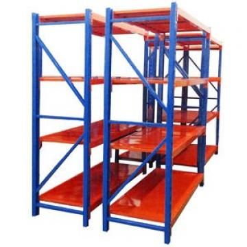 Heavy Duty Industry Display Selective Stacking Galvanized Mezzanine Cantilever Warehouse Storage Metal Shelf Pallet Steel Cargo Rack