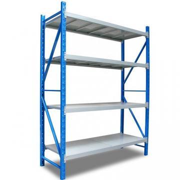 Luxury Office Furniture Wood Big Storage Bookshelf with Storage Cabinet (W1719-4250)
