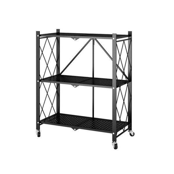 High Quality Bedroom Furniture Metal Wire Storage Rack Shelving